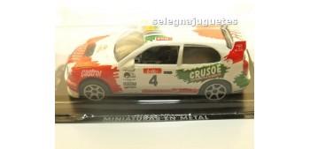 miniature car Toyota Corolla Marti / Puras 35 scale 1:43