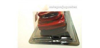 Peugeot 206 Clarion escala 1/43 Guisval coche metal miniatura