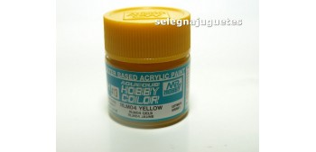 Amarillo RLM04 - Yellow - Pintura color - Acrilica - Bote 10 ml