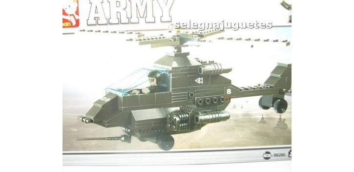 Sluban B6200 Helicóptero juego de piezas