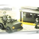 <p><strong>Modelo: Sluban®Sluban B6100 Jeep más caseta</strong></p> <p><strong>Piezas: 171</strong></p>