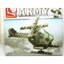 <p><strong>Modelo: Sluban®SlubanSluban B5700 Helicoptero</strong></p> <p><strong>Piezas:51</strong></p>