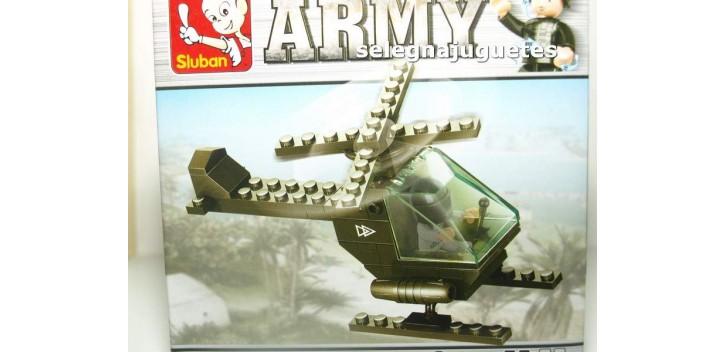 Sluban B5700 Helicoptero juego de piezas