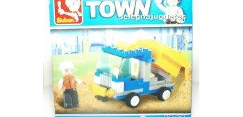 Sluban B0178 Camión Dump juego de piezas
