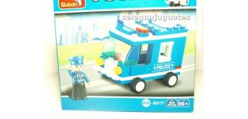 Sluban B0177 Furgoneta policia juego de piezas