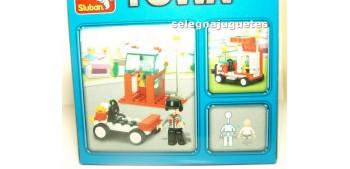 Sluban B0180 Camión de mantenimiento