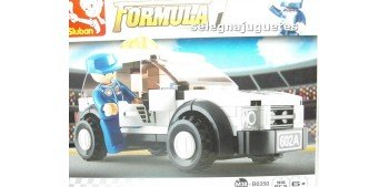 Sluban B0350 Coche ayuda Formula 1