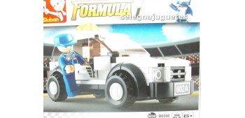 miniature car Sluban B0350 Coche ayuda Formula 1