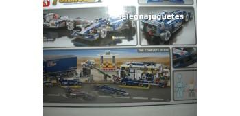 Sluban B0353 Coche Formula 1 azul