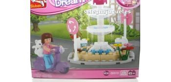 Sluban B0522 Cafeteria ambulante - Girls Dream