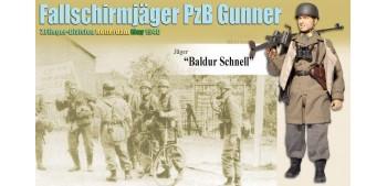"Jager ""Baldur Schnell"", Fallschirmjager PzB Gunner, 7.Flieger-Division, Rotterdam, May 1940"