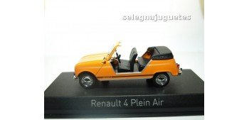 Renault 4 Plein Air 1968 orange escala 1/43 Norev