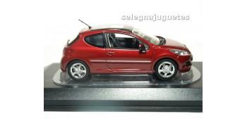 Peugeot 207 2009 Erythree Red escala 1/43 Norev
