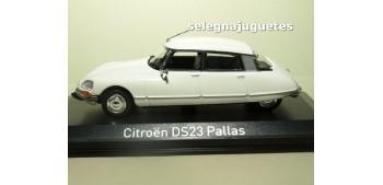 coche miniatura Citroen DS Pallas 1973 Meije White escala 1/43