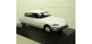 Citroen DS Pallas 1973 Meije White escala 1/43 Norev