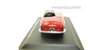 Alfa Romeo Giulietta Spider 1956 1/43 Hachette coche escala