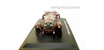 coche miniatura Alfa Romeo 6C 1750 GS 1930 1/43 Hachette coche