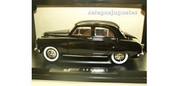 Simca 9 Aronde 1953 Black escala 1/18 Norev
