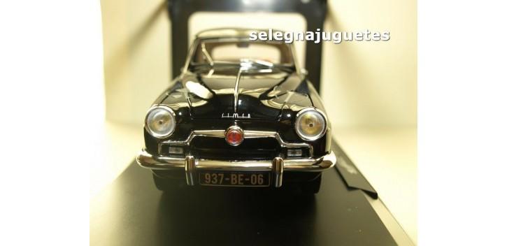 Simca 9 Aronde 1953 Black escala 1/18 Norev