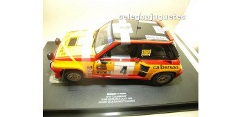 Renault 5 Turbo nº 1980 Calberson escala 1/18 Norev