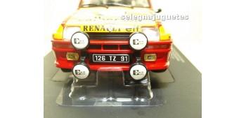Renault 5 Turbo nº 1980 Calberson escala 1/18 Universal Hobbies