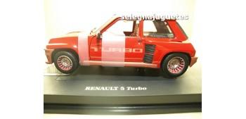 Renault 5 Turbo Red escala 1/18 Norev