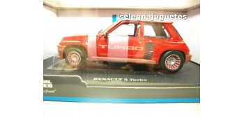 Renault 5 Turbo Red escala 1/18 Norev