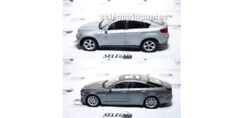 Lote Bmw X6 gris + Jaguar XJ 10 - Escala 1/43 welly