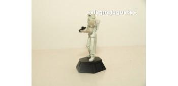 soldado plomo Snowtrooper - Star Wars - Planeta de Agostini