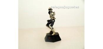 soldado plomo Scout Trooper - Star Wars - Planeta de Agostini