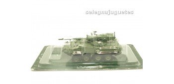 Tanque 02 Metálico escala por determinar