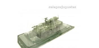 tanque miniatura Tanque 03 Blindado Metálico escala por