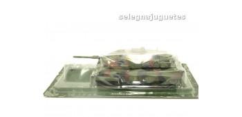 tanque miniatura Tanque 04 Leopard 2A5 Metálico escala por