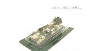 Tanque 05 Metálico escala por determinar