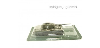 tanque miniatura Tanque 07 Metálico escala por determinar