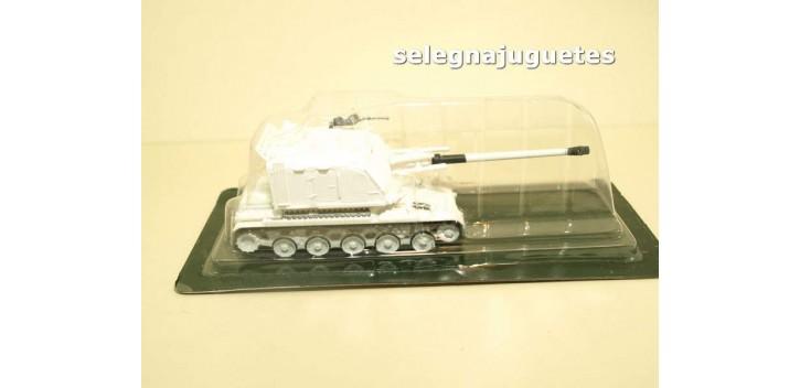tanque miniatura Tanque 10 Metálico escala por determinar