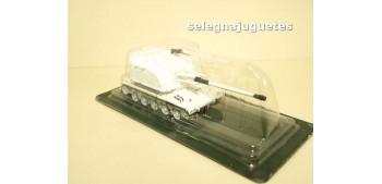 Tanque 10 Metálico escala por determinar