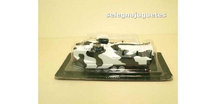 Tanque 11 Metálico escala por determinar