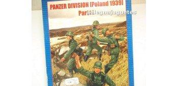 Panzer Division Polonia 1939 escala 1/35 Trumpeter
