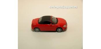 Audi TT Cabriolet escala 1/72 Cararama sin caja coche miniatura metal