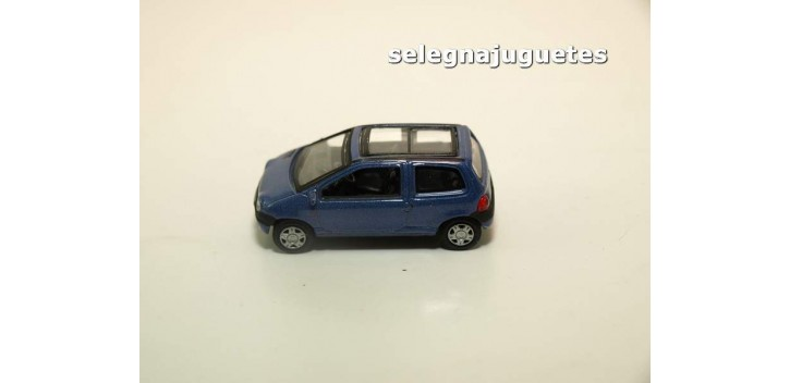 Renault Twingo escala 1/72 Cararama sin caja coche miniatura metal