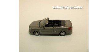 Audi A4 Cabriolet escala 1/72 Cararama sin caja coche miniatura metal