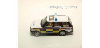 Range Rover 4.6 Hse policía escala 1/72 Cararama sin caja coche miniatura metal