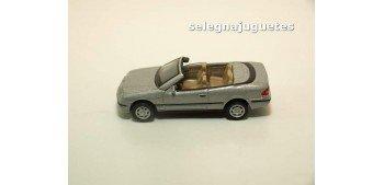 MB CLX Cabriolet escala 1/72 Cararama sin caja coche miniatura metal