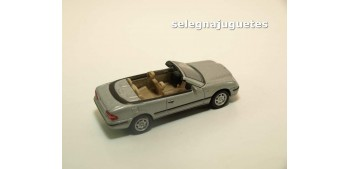 coche miniatura MB CLX Cabriolet escala 1/72 Cararama sin caja