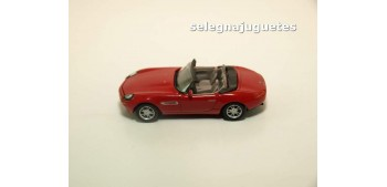 miniature car Bmw Z8 Cabriolet escala 1/72 Cararama sin caja