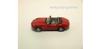 Bmw Z8 Cabriolet escala 1/72 Cararama sin caja coche miniatura metal