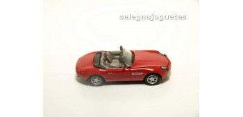 Bmw Z8 Cabriolet escala 1/72 Cararama sin caja coche miniatura metal Cararama