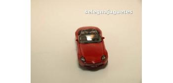 Bmw Z8 Cabriolet escala 1/72 Cararama sin caja coche miniatura