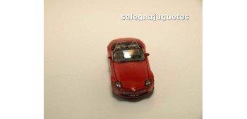 coche miniatura Bmw Z8 Cabriolet escala 1/72 Cararama sin caja